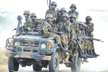 KDF soldiers killed in dawn battle with Al Shabaab