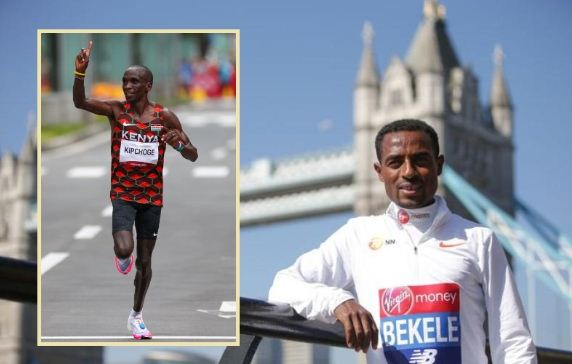 Kenenisa Bekele in yet another attempt to dislodge Eliud Kipchoge from top spot