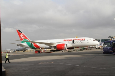 Kenya Airways flights back to normal, says airline