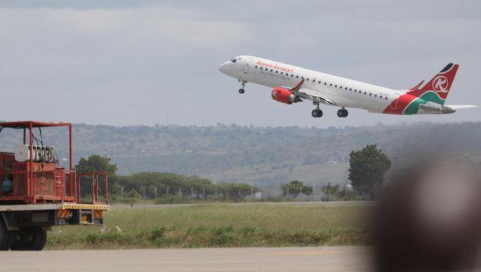 Kenya Airways resumes international flights