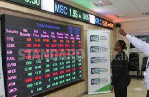 Kenya Airways shares temporarily suspended from NSE