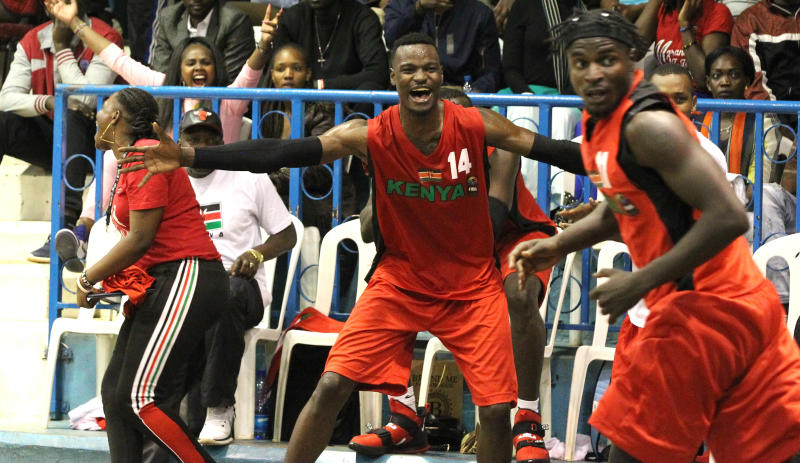 Kenya Morans eye revenge ahead of Afrobasket opener against Senegal