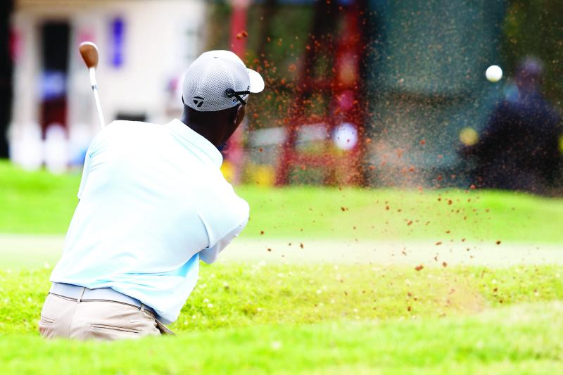 Kenya Open: State favours golf at expense of football