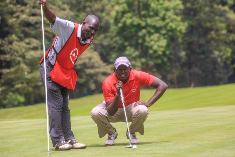 Kenya Open tees off in November