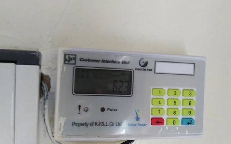 Kenya Power now engages NYS to collect meter details