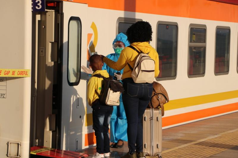 Kenya Railways adjusts trains schedule over new Covid-19 containment measures