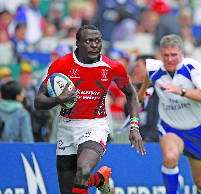 Shujaa stage comeback, beat South Africa in Rugby Africa 7s
