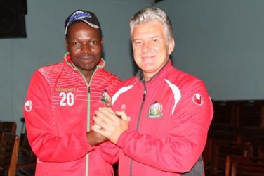 Kenya take on Cameroon in return match