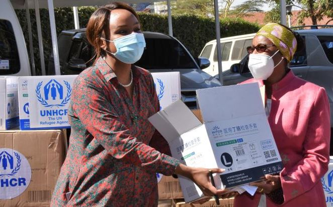 Kenya to roll out vaccine in three phases