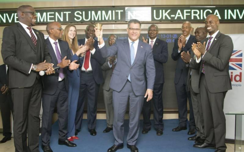 Kenya tops in green financing in Africa - report
