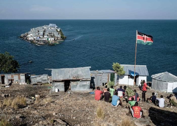 Kenya, Uganda to find lasting solution to Migingo Island dispute, says envoy