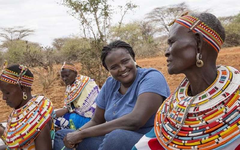 Kenyan woman, Josephine Ekiru, bags US peacekeeping award