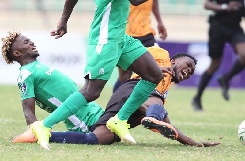 Kenyan champs K'Ogalo issue piracy warning