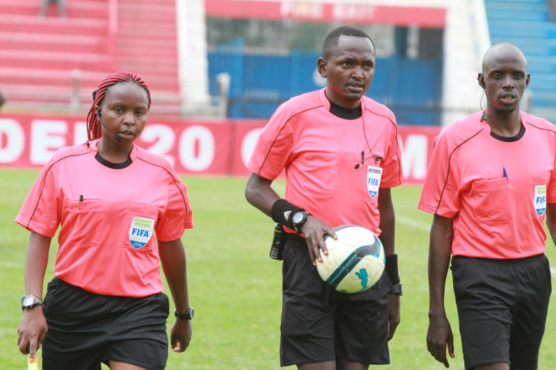 Kenyan referees to officiate at Tokyo Olympics