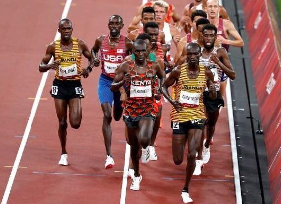 Kenya's Kimeli finishes 4th in 5000m final as Uganda's Joshua Cheptegei wins gold