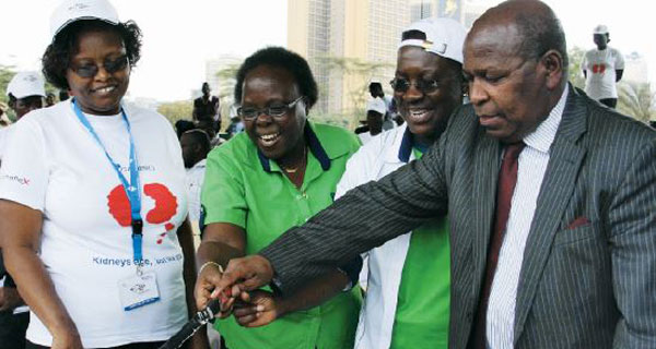 Experts: Kidney diseases on the rise