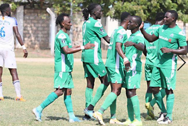 K'Ogalo seek redemption against City Stars