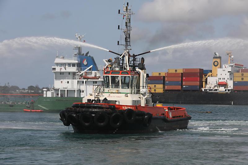 KPA commissions Sh500 million tug boat jetty at dock