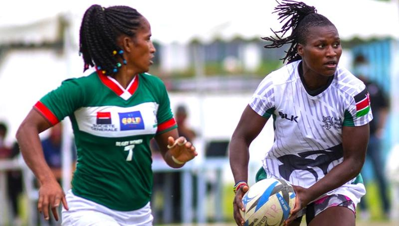 KRU recalls Lionesses from Rugby Africa Camp in Tunisia