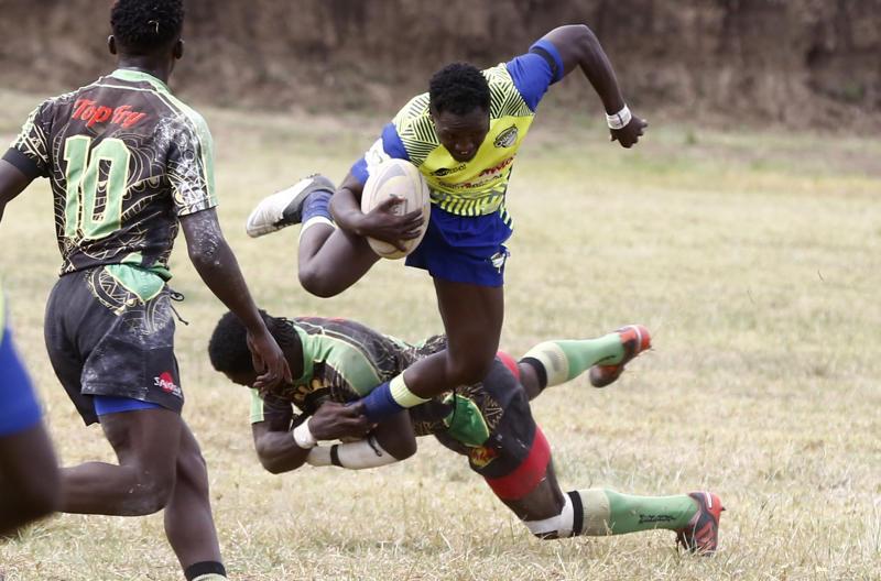 KRU suspends Kenya Cup until further notice