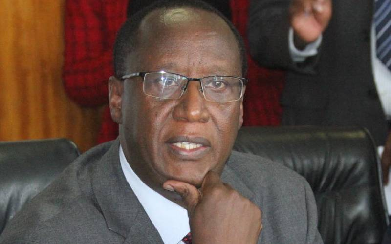 KTDA boss Tiampati exits firm under a cloud of investigations