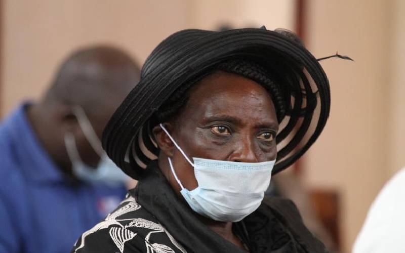 Late MP's family asks Raila to back his first wife in by-election