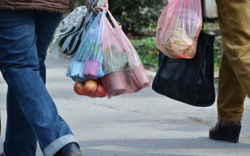 Law enforcers' laxity allowing plastic bags to creep back