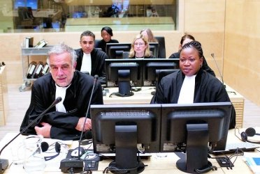 Lawyers wanted by ICC off the hook