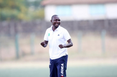 LEGEND RETURNS: Coach Zico re-unites with Gor Mahia