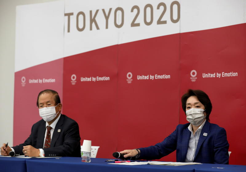 Japanese Olympic Committee executive says Games should be held without spectators : The standard Sports