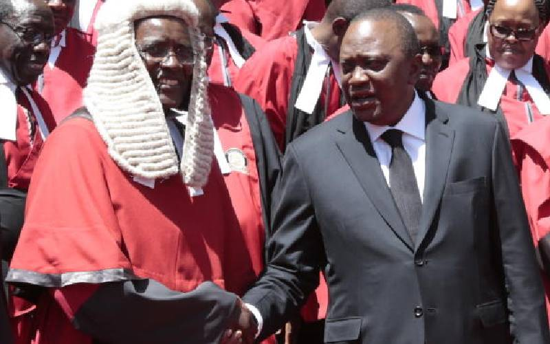 Let's be honest, president will determine next CJ