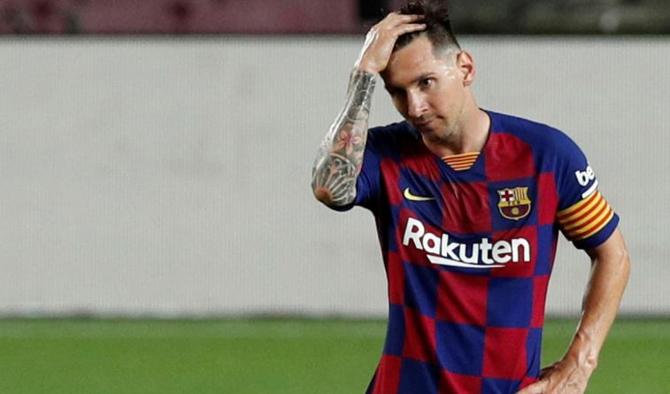 Lionel Messi unwilling to renew Barcelona contract