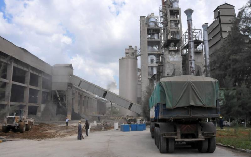 Local cement firms eye own clinker production to cut costs