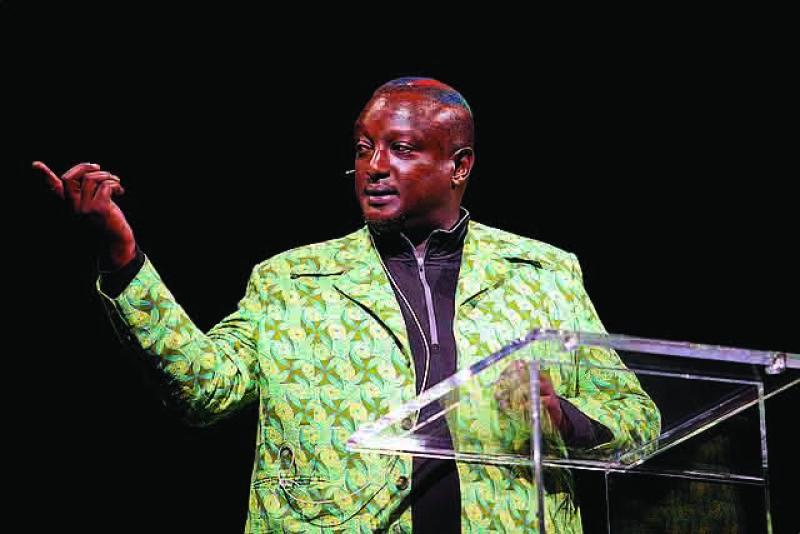 The late Binyavanga Wainaina.