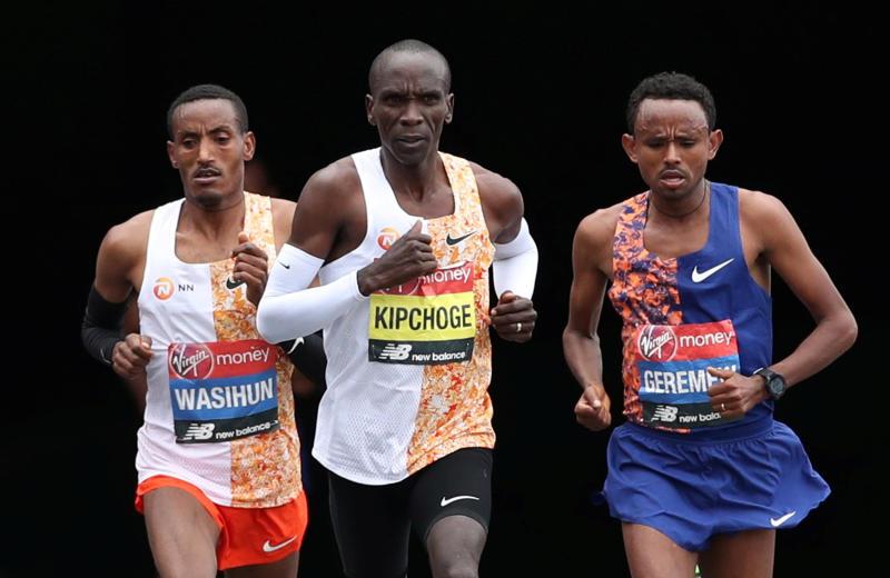 London Marathon on, despite Great Run cancellation
