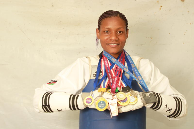 Ogallo upbeat ahead of Olympics : The standard Sports