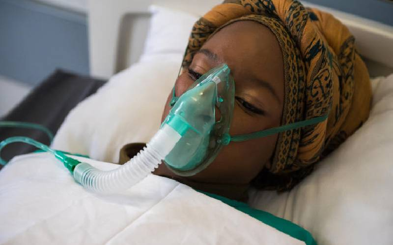 Major county hospitals in dire need of oxygen, report indicates
