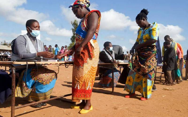 Malawi's new female cabinet ministers vow to push for jobs for women