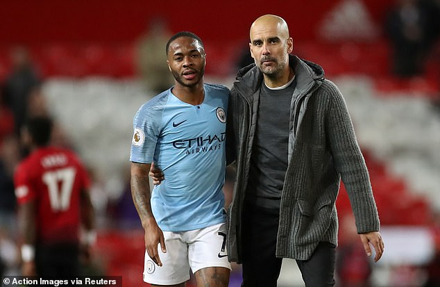 Man City surprised by Sterling's desire to leave, says Guardiola