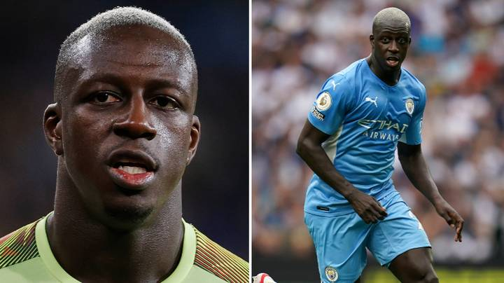 Man City's Mendy remanded in custody after court appearance