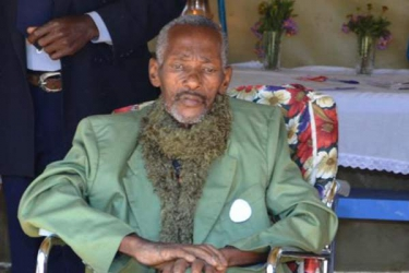 Man dies after hero father's burial