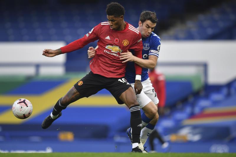 Man Utd forward Rashford set for return against Leicester