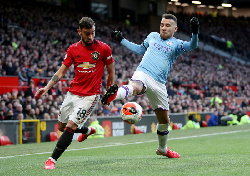 Man Utd predict Sh2.6billion TV rebate due to Premier League stoppage