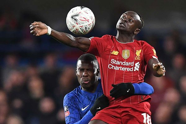 Mane expects Liverpool to end unexpected slump