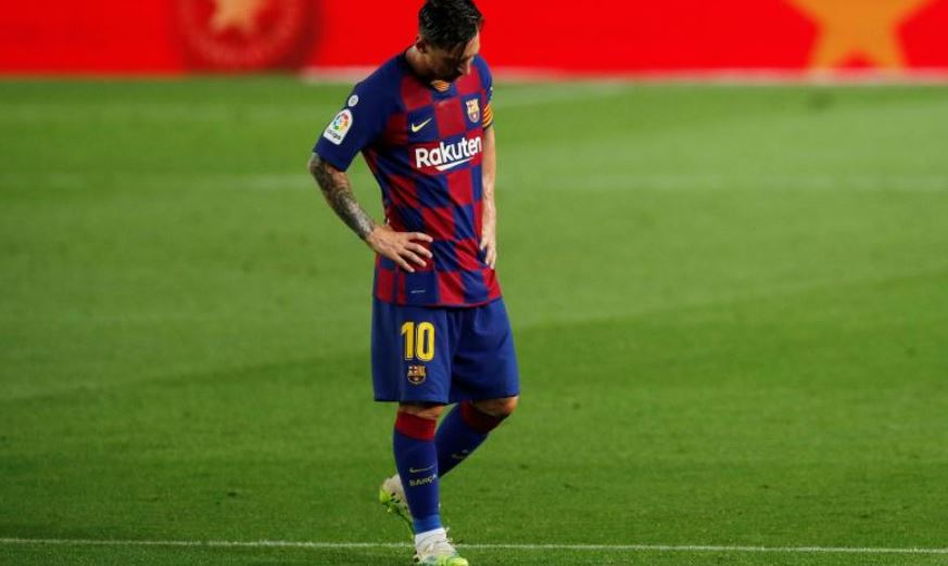 Messi: We deserved to lose LaLiga and Napoli could defeat us in UCL