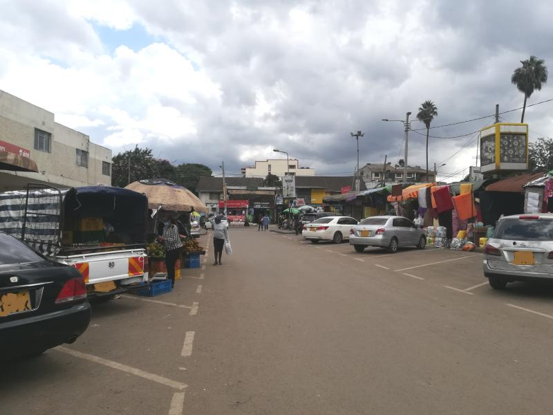 Mobile groceries push revellers out of Nairobi West