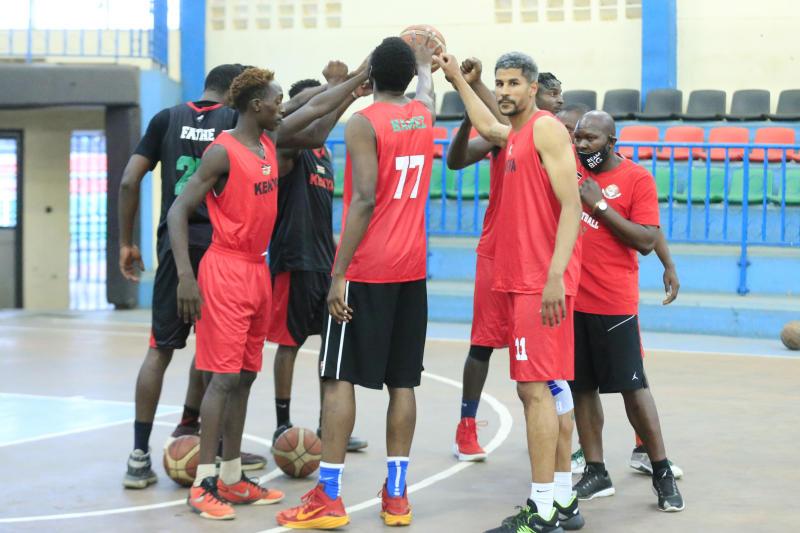 Morans chase vital victory in 2021 FIBA AfroBasket Qualifiers last tie