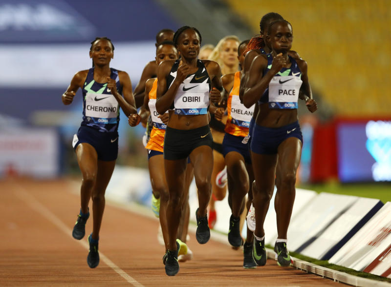 Race for elusive 10,000m medals start at Kasarani next Thursday : The standard Sports