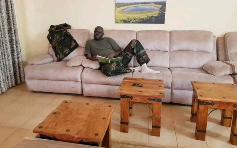 Nakuru family in agony as KWS detective goes missing