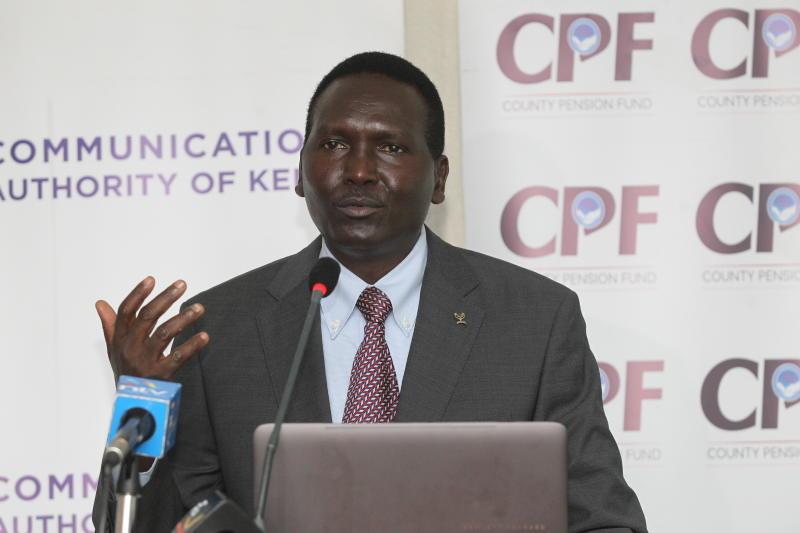 National Olympics Committee of Kenya awards gala underway in Nairobi